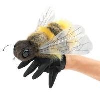 Handpuppe Biene