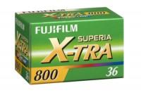Fujifilm Superia X-tra 800 135-36