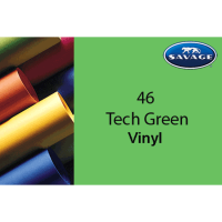 Savage Vinyl Hintergrund 2.75 x 6m chromakey green