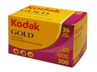 Kodak GB 135-36 Gold 200 Box