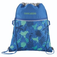 coocazoo Sportbeutel RocketPocket2, Tropical Blue