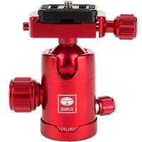 Siriu C10S (R) Kugel Stativkopf rot mit TY C10