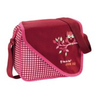 Step by Step JUNIOR Kindergartentasche Alpbag, Cute Owl