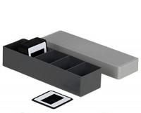 Gepe Archiv-Box für 100 Dias 5x5 cm, 1,8 mm