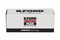 Ilford Ortho Plus 80, 135/36