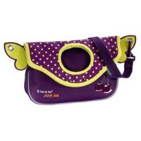 """Step by Step Kindergartentasche """"Alpbag Girls"""", Purple Cherry"""