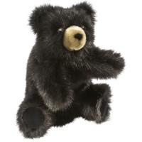 Folkmanis kleiner dunkelbrauner Bär