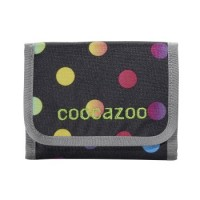 coocazoo Geldbeutel CashDash, Magic Polka Colorful
