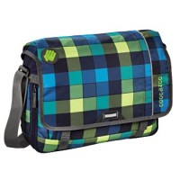 coocazoo Schultertasche HangDang, Lime District